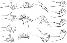 Tangled Hands - Glen Keane - Character design blog notes