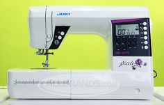 Juki Excite HZL-G210 Computerized Sewing & Quilting Machine - The Right Stitch