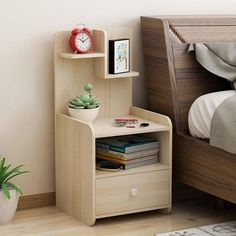 European New Nightstand Bedroom Bedside Storage Cabinets Economic Corner Cabinet More Provinces