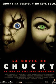 La Novia De Chucky Ronny Yu Bride Of Chucky Chucky The Stranger Movie