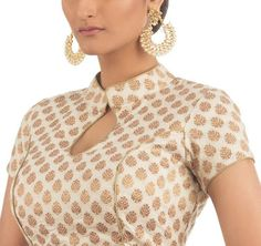 Best 9 41 Latest neck designs for kurtis with collar Kerala Saree Blouse Designs, Saree Blouse Neck Designs, Simple Blouse Designs, Kurta Neck Design, Dress Neck Designs, Collar Designs, Neck Designs For Suits, Back Neck Designs, Neck Patterns For Kurtis