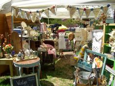 Vintage Show Off: More Banners and Buntings