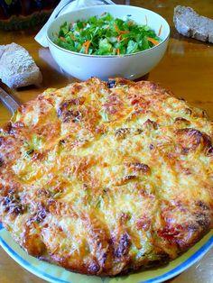The Kitchen Food Network, Fun Cooking, Greek Recipes, Food Network Recipes, Lasagna, Recipies, Pizza, Eggs, Yummy Yummy