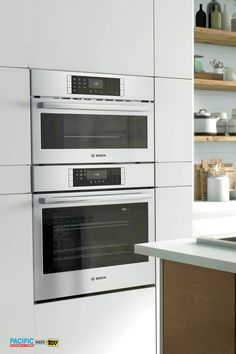 Renew your kitchen: Go from standalone appliances to built-ins at Pacific Kitchen & Home at Best Buy. Or visit our Kitchen Remodel page  to shop the latest wall ovens and cooktops from Bosch. Start your dream kitchen refresh today.