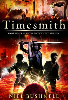Timesmith (Sorrowline sequel, Jack Morrow book 2 in Timesmith Chronicles)