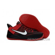 51ccaecfc17 Nike Kobe A.D. Red Black Kobe 12 Discount