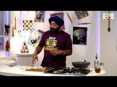 Popular Videos – Turban Tadka - YouTube Snack Recipes, Cooking Recipes, Snacks, Sanjeev Kapoor, Roasted Peanuts, Red Chilli, Popular Videos, Turban, Appetizers