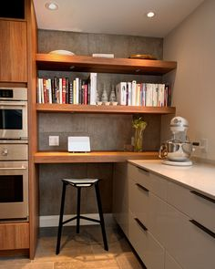 contemporary kitchen by Dalton Distinctive Renovations