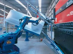 Automated Forming and Press Tending products and solutions from Yaskawa America, Inc., Motoman Robotics Division