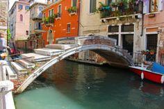 Ponte Chiodo,Venice (the bridge with no rails)