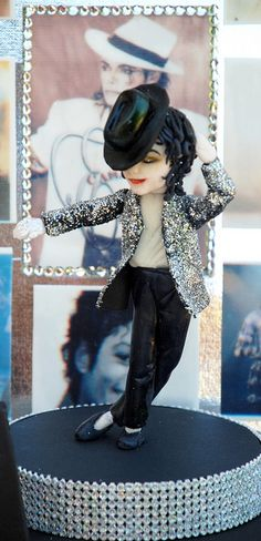 Michael Jackson  Cake by Alessandra Cake Designer, via Flickr