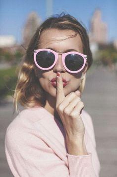 I LOVE these Karen Walker sunnies for spring! Pink Lady, Karen Walker, Fotos Teen, Cheap Ray Ban Sunglasses, Pink Sunglasses, Sunglasses Online, Discount Sunglasses, Oakley Sunglasses, Sunglasses Outlet