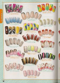 My little world of polish by Lily Nail: bible japan nail art