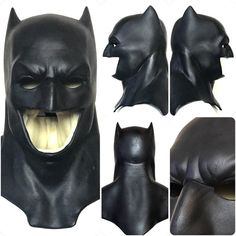 Batman Cosplay, Cowl, Belt, Superhero, Fictional Characters, Weapons Guns, Belts, Cowls, Fantasy Characters