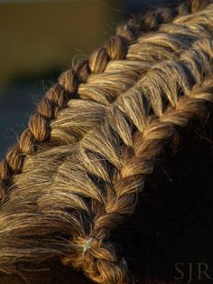 Braid work