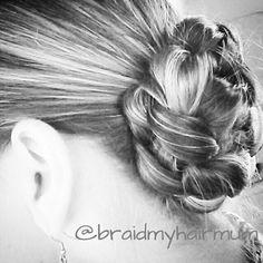Braid hair/ flätat hår