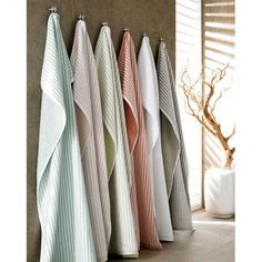 Linea 6-pc Bath Towel Set