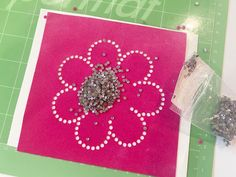 How to Make Rhinestone Template with CAMEO 4 for Beginners | Silhouette School Blog