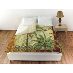Shop for Thumbprintz Palms Pattern V Duvet Cover. Get free shipping at Overstock.com - Your Online Fashion Bedding Outlet Store! Get 5% in rewards with Club O!