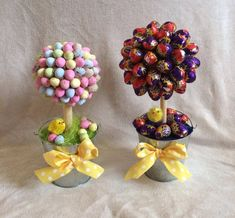 EASTER CHOCOLATE MINI EGG / CADBURYS CREAM EGG MINI SWEET CANDY TREE GIFT