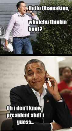 Not really an Obama fan but I do appreciate a funny meme!!