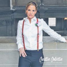 4f0fd5957 Leather Suspenders · Wedding Suspenders · Men s  amp  Women s Suspenders -  Sevilla Standard Brown Vintage