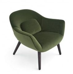 Lax Armchair Etch and Bolt $929,- Option to add with your antique chair for and eclectic look