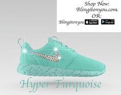 Nike Women s Roshe One ID Running Shoes by Blingitonyouboutique Futócipők b43bef7c30