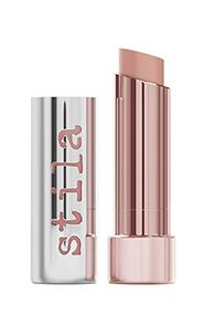 Stila's beloved ultra creamy, hydrating color balm formula in new classic nude collection of 3 shades for fair, medium and dark skin tones.