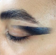 "dentureteeth: "" eyes by fka twigs' makeup artist, bea sweet """
