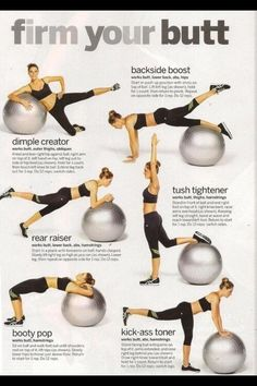 Full Body Yoga Ball Workout Full Body Yoga Ball Workout Yoga balls/exercise balls are probably one of the most under used pieces of equipment in