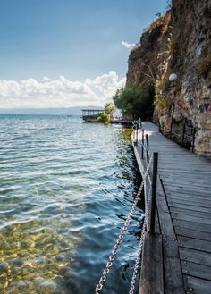 Lake Ohrid, straddling the border of Macedonia and Albania, was an incredibly serene and beautiful place.  The Balkans are unlike anywhere else I've ever traveled.