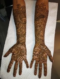 mehndi maharani finalist: Bridal Henna Artist http://maharaniweddings.com/gallery/photo/13977