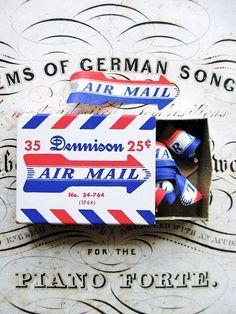 Air mail arrows