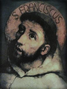 Rejoice and be glad with us as we celebrate the blessed feast of our holy father St. Francis of Assisi.
