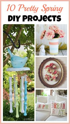 Easy DIY Spring Proj