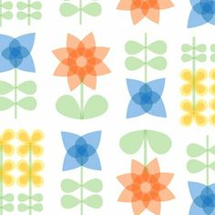print & pattern: NEW WORK - ida westernberg