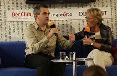 Wladimir Kaminer im Gespräch mit Luzia Braun