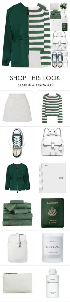 """""""#883"""" by giulls1 ❤ liked on Polyvore featuring Lipsy, Marni, Converse, MICHAEL Michael Kors, Royce Leather, Mossimo, Byredo and Jil Sander"""