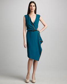 Cascade Dress by Rachel Roy at Neiman Marcus.