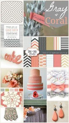 Wedding colors! :)