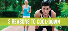 As things heat up outside, it's important to remember to cool down. Here are several benefits that make cooling down a worthwhile component of your workout.