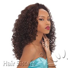 Outre Synthetic Half Wig Quick Weave French