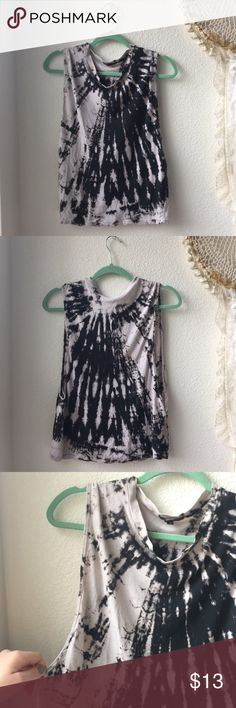 Urban Outfitters tie dye muscle tank Super comfy Urban Outfitters tie-dye muscle tank, size M. Worn but still great condition! Urban Outfitters Tops Muscle Tees