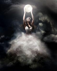 Images in Album: Category: Magical Pictures; Blood Moon Rising, Lunar Harp, Moon Fairy Angel On The Lake, Moon Magic and others. Fantasy World, Fantasy Art, Fantasy Fairies, Full Moon Tonight, House Of Night, Moon Fairy, Moon Goddess, Celtic Goddess, Celtic Mythology
