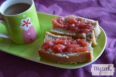 Bizcocho de mermelada - http://www.mycookrecetas.com/bizcocho-de-mermelada/