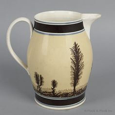 Mochware seaweed pitcher~ for the growing collection at the house by the sea!
