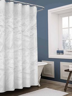 Daelyn Shower Curtain by Vue Signature at Gilt