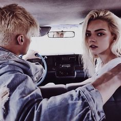 Lucky Blue & Pyper America Smith