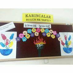Öğretmenler Günü sanat etkinlikliğimiz